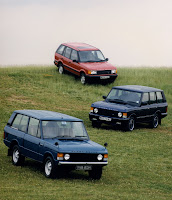 Range Rover 13 40 Years of the Range Rover in 1:40 Minutes Photos Videos