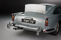 James Bond 1964 Aston Martin DB5 22 James Bonds Original 007 Aston Martin DB5 up for Sale Photos