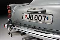 James Bond 1964 Aston Martin DB5 29 James Bonds Original 007 Aston Martin DB5 up for Sale Photos