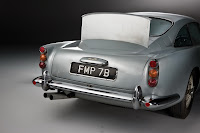 James Bond 1964 Aston Martin DB5 27 James Bonds Original 007 Aston Martin DB5 up for Sale Photos