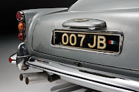 James Bond 1964 Aston Martin DB5 30 James Bonds Original 007 Aston Martin DB5 up for Sale Photos