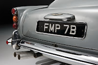 James Bond 1964 Aston Martin DB5 31 James Bonds Original 007 Aston Martin DB5 up for Sale Photos