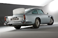 James Bond 1964 Aston Martin DB5 57 James Bonds Original 007 Aston Martin DB5 up for Sale Photos