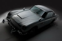 James Bond 1964 Aston Martin DB5 61 James Bonds Original 007 Aston Martin DB5 up for Sale Photos