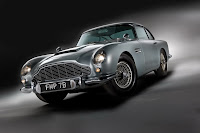 James Bond 1964 Aston Martin DB5 65 James Bonds Original 007 Aston Martin DB5 up for Sale Photos
