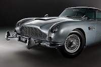 James Bond 1964 Aston Martin DB5 72 James Bonds Original 007 Aston Martin DB5 up for Sale Photos