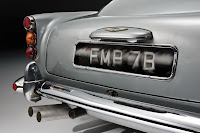 James Bond 1964 Aston Martin DB5 75 James Bonds Original 007 Aston Martin DB5 up for Sale Photos