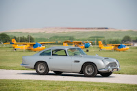 James Bond 1964 Aston Martin DB5 102 James Bonds Original 007 Aston Martin DB5 up for Sale Photos