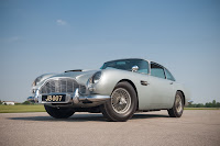 James Bond 1964 Aston Martin DB5 108 James Bonds Original 007 Aston Martin DB5 up for Sale Photos
