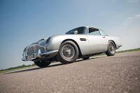 James Bond 1964 Aston Martin DB5 110 James Bonds Original 007 Aston Martin DB5 up for Sale Photos