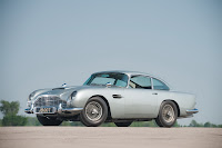 James Bond 1964 Aston Martin DB5 113 James Bonds Original 007 Aston Martin DB5 up for Sale Photos