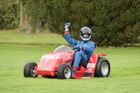 Project Runningblade 2 Worlds Fastest Lawnmower Sets New High Speed Record Photos Videos