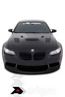 Arkym BMW M3 Coupe 4 Akrym Adds Some Carbon Fiber to BMW M3 Coupe Photos
