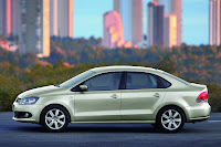 2011 Volkswagen Polo 4 2011 VW Polo Sedan New Photo Gallery Plus Info on India Market Version that that Resurrects Vento Name Photos