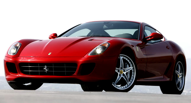 Ferrari 599 0. Ferrari Boss Announces 599 GTB Roadster Special   Photos