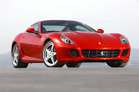 Ferrari 599 21 Ferrari Boss Announces 599 GTB Roadster Special   Photos