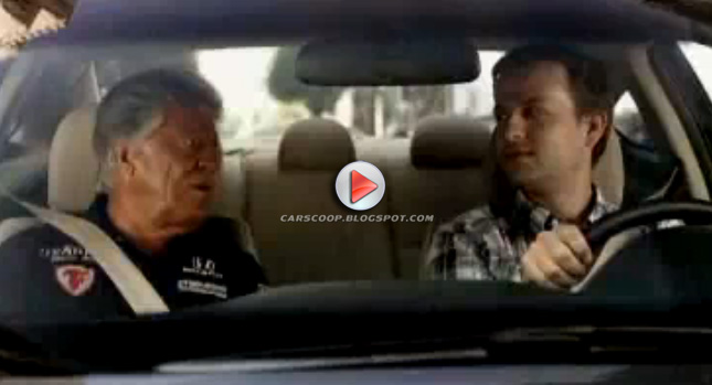Honda Add  Hondas Win a ride with Mario Andretti Commercial Photos Videos