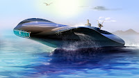 5 17039 1 1280x719 If Carmakers Made Speedboats What Would They Look Like Photos