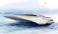 Porsche If Carmakers Made Speedboats What Would They Look Like Photos