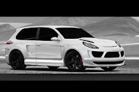 Porsche Cayenne Coupe 2 Coachbuilder Teases Porsche Cayenne Coupe SUV Special Photos