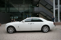 Rolls Royce Ghost 9 Rolls Royce Sales Surge 146% in the First Five Months of 2010 Photos