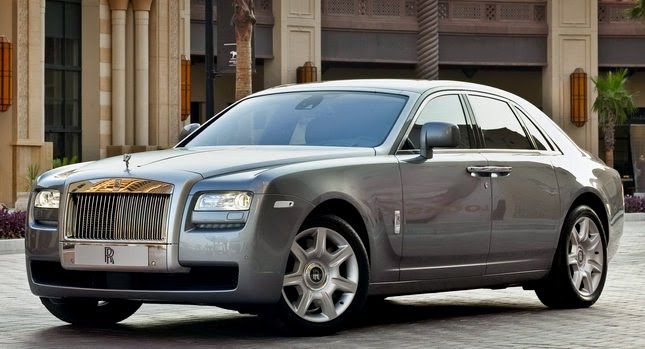 Rolls Royce Ghost 001 Rolls Royce Sales Surge 146% in the First Five Months of 2010 Photos