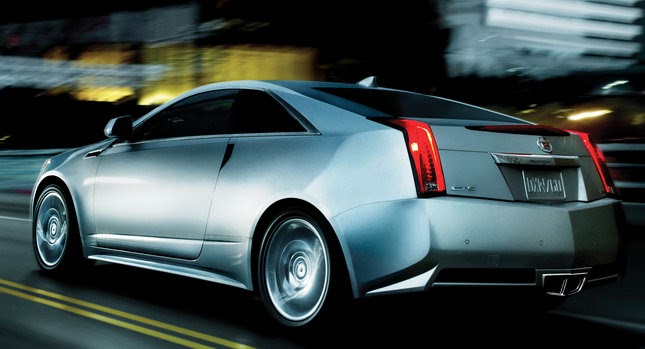 Cadillac Offers Some Free Maintenance Services On New Models