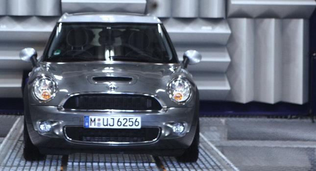 MINI ASD 0 MINI Diesel gets V8 Roar Thanks to Active Sound Design System   Photos Videos