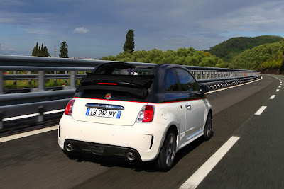 Fiat Abarth 500C Convertible