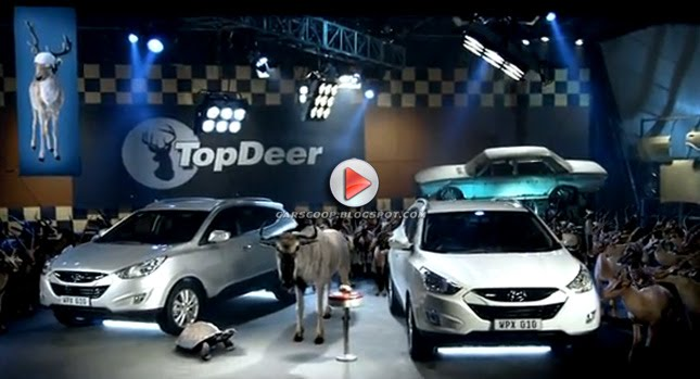 Hyundai of South Africa has turned the tables around on BBC's outrageously