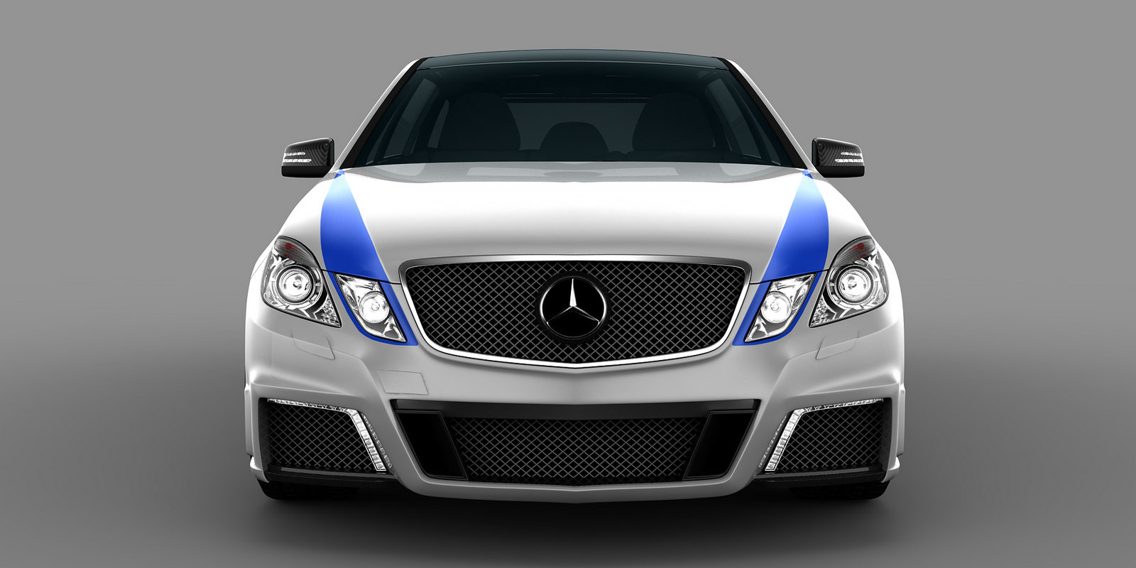 gwa tuning stylizes the new mercedes benz e63 amg estate carscoops. Black Bedroom Furniture Sets. Home Design Ideas