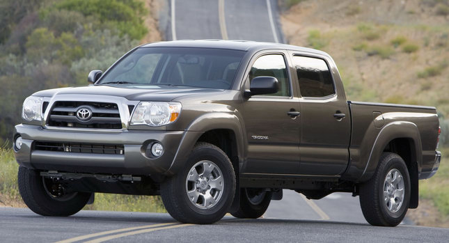 Auto Cars 2011 2012  Minor Upgrades for 2011 Toyota Tacoma  Priced
