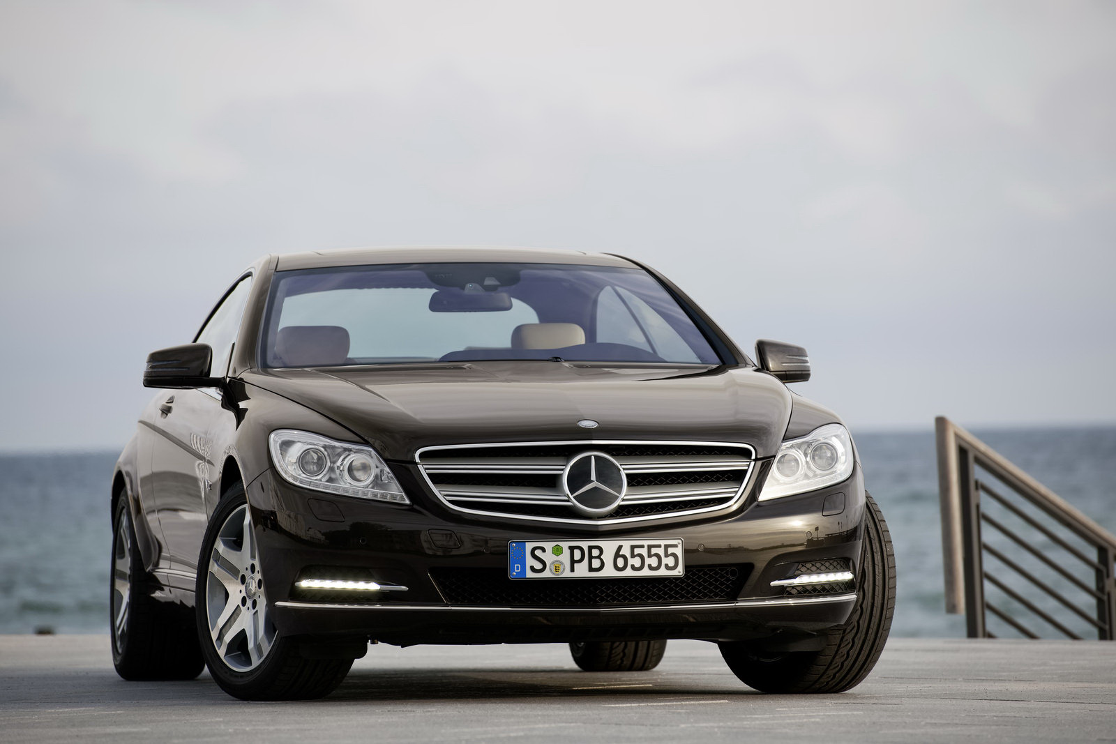 2011 mercedes benz cl class facelift keeps name but gets for Mercedes benz car names