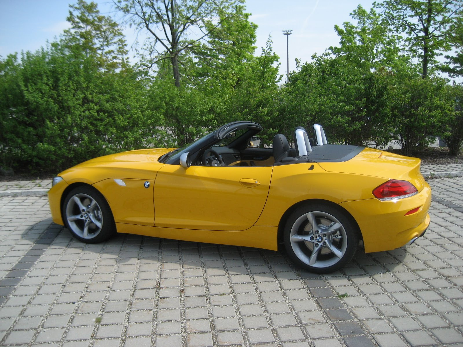 New Design Package For Bmw Z4 Roadster