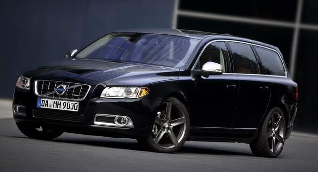 Volvo V70. Limited Edition Volvo V70 T6