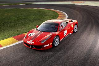 Ferrari 458 Challenge 2 Ferrari Debuts 458 Challenge Track Racer