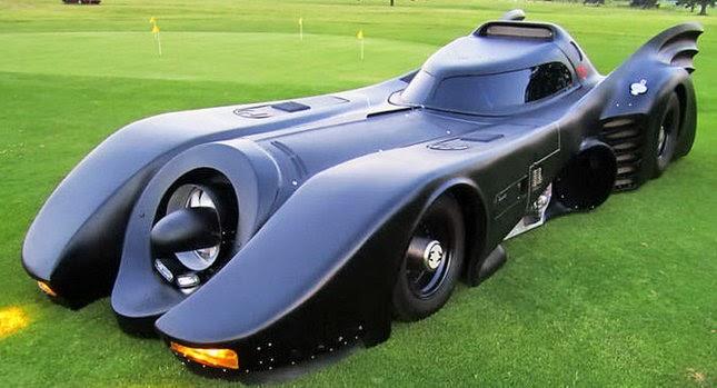 Street legal batmobile replica from tim burton films found - Replica mobel legal ...