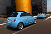 Fiat 500 500C TwinAir