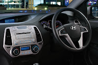 Luxury Hyundai i20 Perked Up