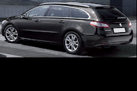 2011 Peugeot 508 5 New Peugeot 508 Sedan and SW First Official Photos