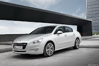 2011 Peugeot 508 4 New Peugeot 508 Officially Unveiled gets HYbrid4 Variant with 200HP and AWD