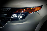 2011 Ford Explorer 1 2011 Ford Explorer SUV Lame Teaser Pictures Round 4