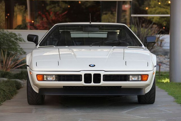 Got A Spare 250 000 1980 Bmw M1 With 27 000 Miles On The Odo