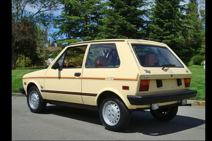 Found for Sale: 1987 Yugo GV Sport with only 1,800 miles