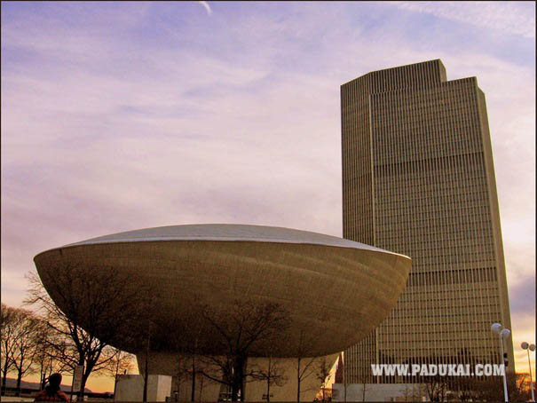 New Albany (IN) United States  city photos gallery : ... , The Egg ,Empire State Plaza, Albany, New York, United States