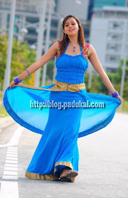 South Indian masala girl Bhavana wearing blue color dress spicy still Tamil actress Bhavana Hot and Beautiful photos, Malayalam, Telgu heroine Bhavana Stills, Mallu girl Bhavana Hot photos and homely stills, Bhavana pics