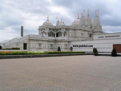 BAPS Shri Swaminarayan Mandir, London, Neasden Temple, United States