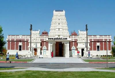 Shiva Vishnu Temple, Livermore, California, U.S.