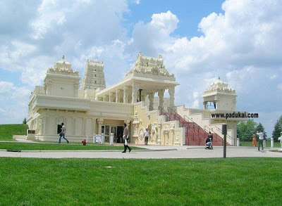 Sri Venkateswara Swami Temple of Greater Chicaga, Arora, United States