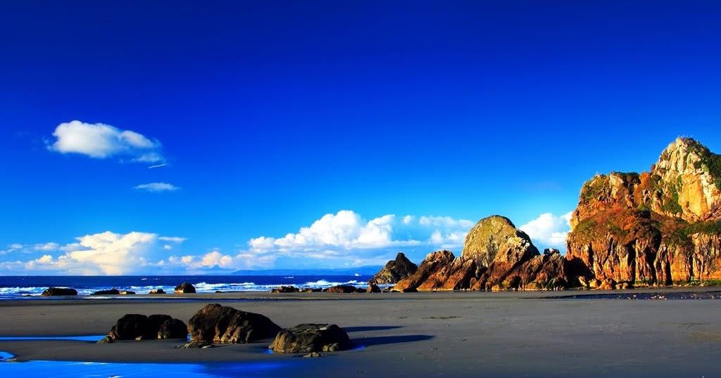 a beautiful beach essay